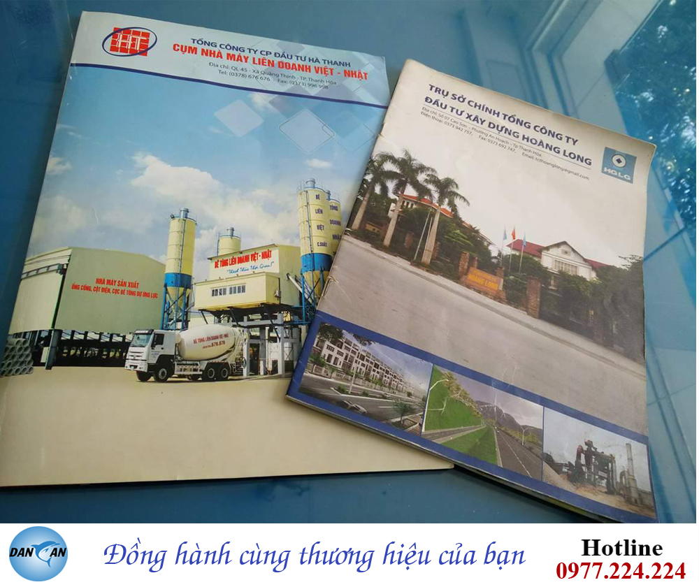 in ấn catalogua tại Thanh Hóa